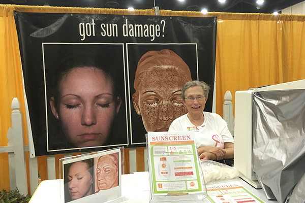 Kentucky State Fair Skin Cancer Screening
