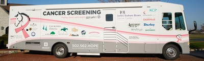 Horses and Hope Screening Van Picture cropped 2