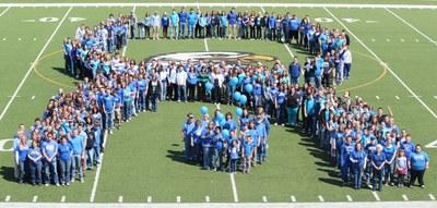 Dress In Blue Day Kentucky Cancer Program