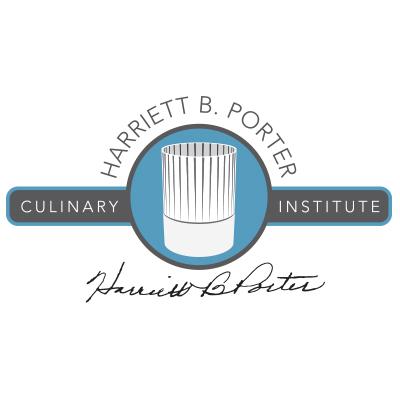 Harriett B. Porter Culinary Institute Logo